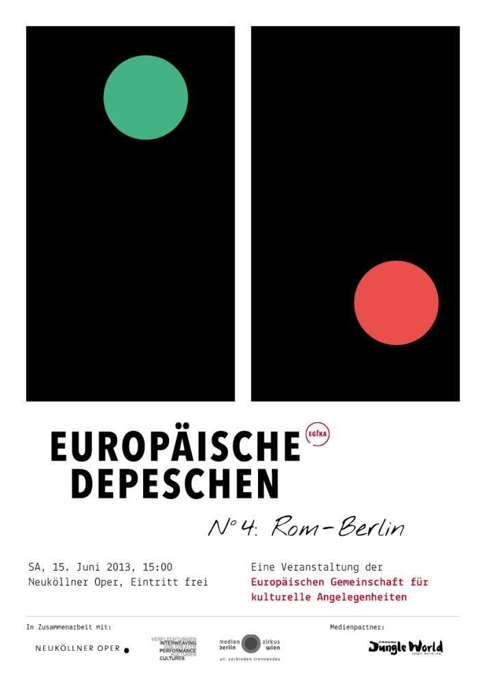 ED IV: Rom-Berlin